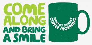 World's Biggest Coffee Morning!!