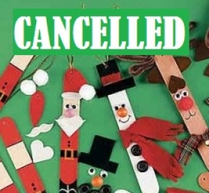 CANCELLED Craft Evening