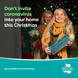 Do not invite......message from Gov Wales