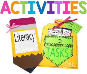 Literacy/Numeracy/Task Activities WC 18 May and WC 1 Jun 2020