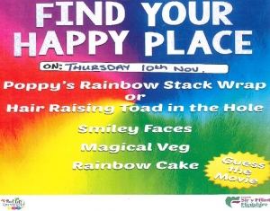 """""""Find Your Happy Place"""" - Guess the Movie!"""