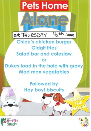 Theme Day Menu