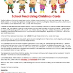 School Fundraising Christmas Cards